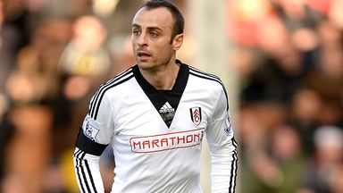 Dimitar Berbatov: Has been linked with move to Arsenal