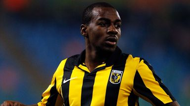Gael Kakuta: Has linked-up with Lazio
