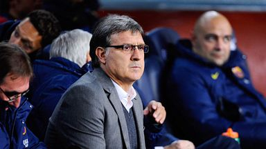 Gerardo Martino: Barcelona coach felt his team suffered for a slow start