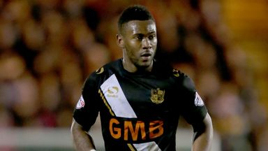 Jennison Myrie-Williams: Heading to Glanford Park