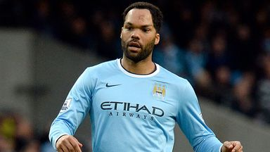 Joleon Lescott: Determined to leave Man City as a winner
