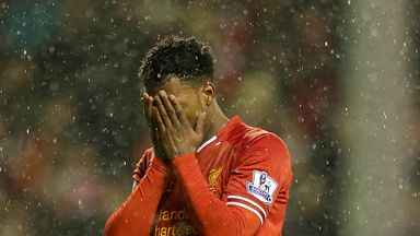 Daniel Sturridge: Scored twice against Everton