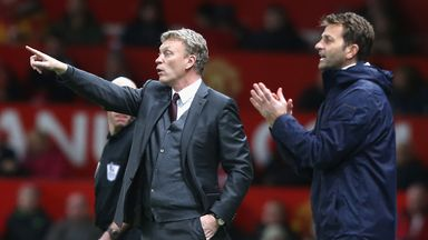 Tim Sherwood: Delighted with win over Manchester United