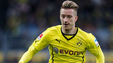Marco Reus: Facing two weeks on the sidelines