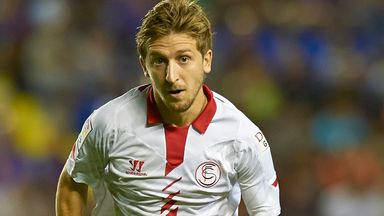 Marko Marin: Has spent the entire 2013/14 on loan at Sevilla
