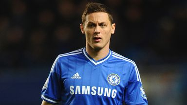 Nemanja Matic: Trained with Middlesbrough