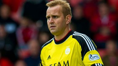 Nicky Weaver: Goalkeeper has extended deal at Aberdeen