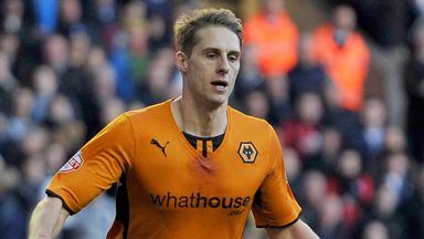 Dave Edwards: Delighted to sign new Wolves contract