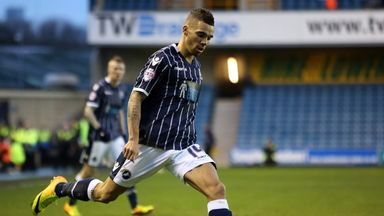 Ryan Fredericks: Staying until the end of the season