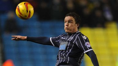 Shane Lowry: One of four players released by Millwall