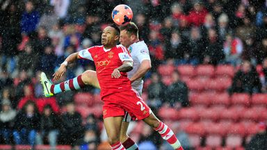 Nathaniel Clyne: Hoping boss will stay