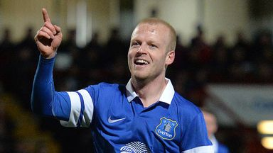 Steven Naismith: Everton's patient approach paid off