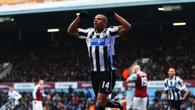 Loic Remy: Newcastle striker aiming for big finish