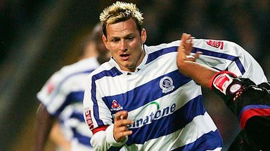 Marc Bircham in his QPR playing days