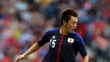 Manabu Saito: Wolsburg have confirmed their interest in the Japanese winger