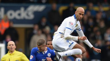 Jimmy Kebe: Has struggled for form and fitness during Leeds loan spell