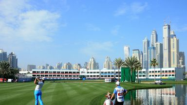 Rory McIlroy: Wants to make his mark in Dubai