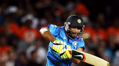 Ravindra Jadeja: India's saviour with the bat, hitting 66 not out