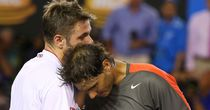 Emotional Nadal rues bad luck