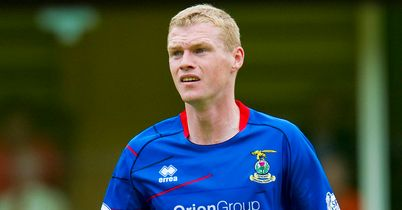 Inverness held by Hibs
