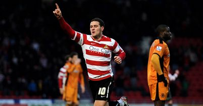 Doncaster boost survival hopes