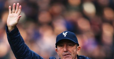 Pulis hailed by Palace old boy