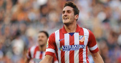Koke: Has been linked with Chelsea and Manchester United