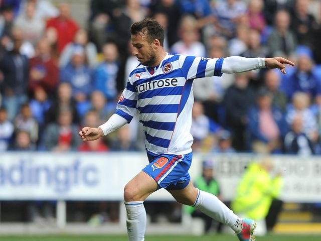 Adam Le Fondre: Scored for Reading