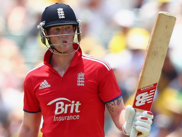 Ben Stokes: Impressed with bat and ball
