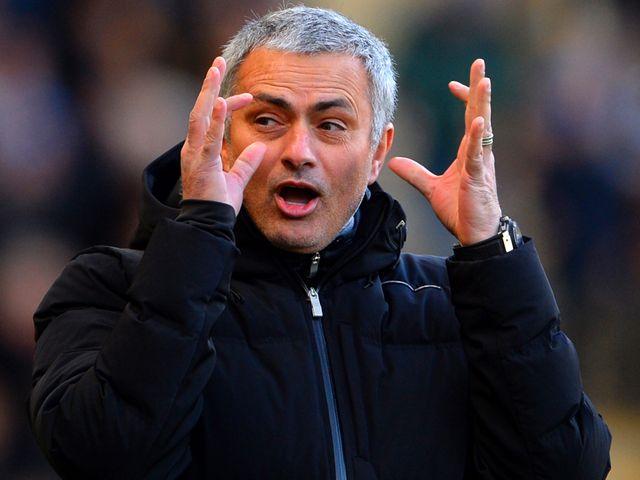 Jose Mourinho: Full of praise for Eden Hazard