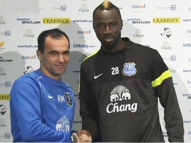 Traore: Could make first Everton appearance