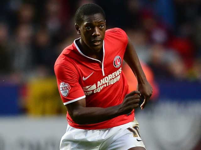 Marvin Sordell: Starred in Charlton's win