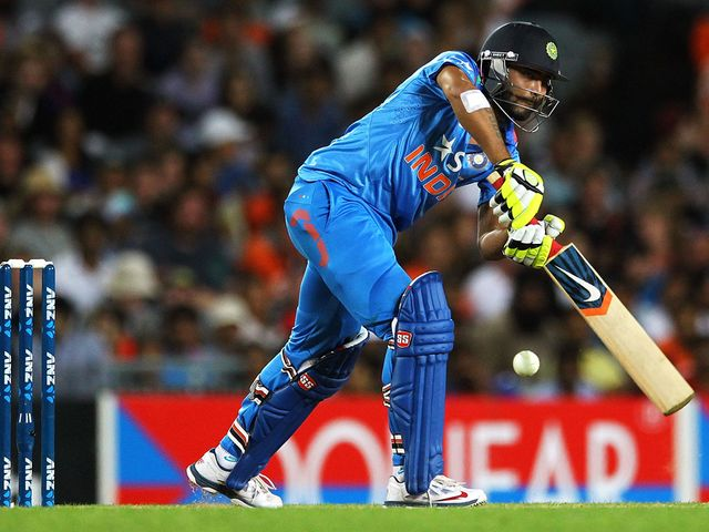 Ravindra Jadeja: India's saviour with the bat, scoring 66 not out