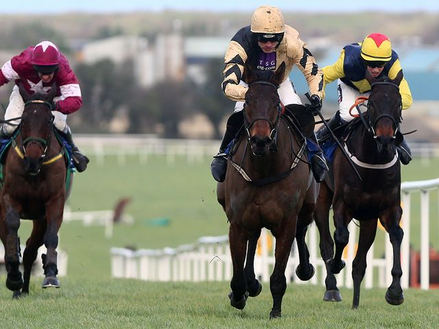 Briar Hill masters his two rivals at Naas
