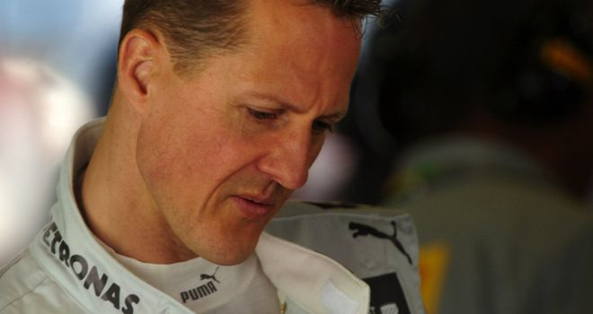Michael Schumacher: Remains in a critical condition