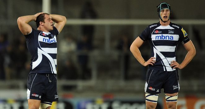 Sale Sharks: Could be on the move again