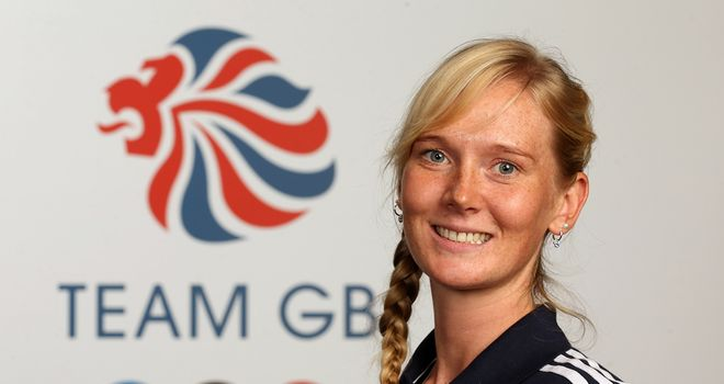 Amanda Lightfoot becomes the second British woman to qualify for the Winter Olympics