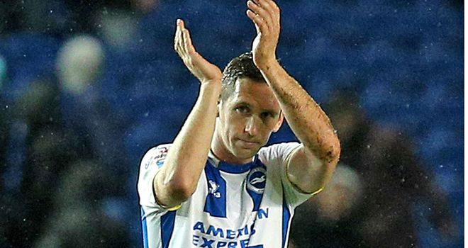 Andrew Crofts: Hit the winner for Brighton