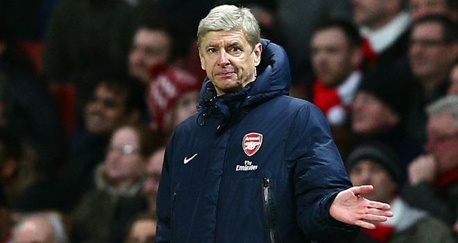 Arsene Wenger: Saw Arsenal beat Coventry