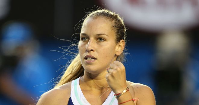 Dominika Cibulkova: Slovak is confident of landing a slam title