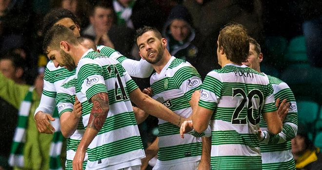 Joe Ledley: Manager Neil Lennon confident he can be persuaded to stay at Celtic