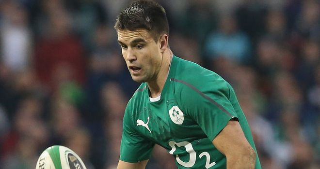Conor Murray: Ireland scrum-half ready for battle with Danny Care