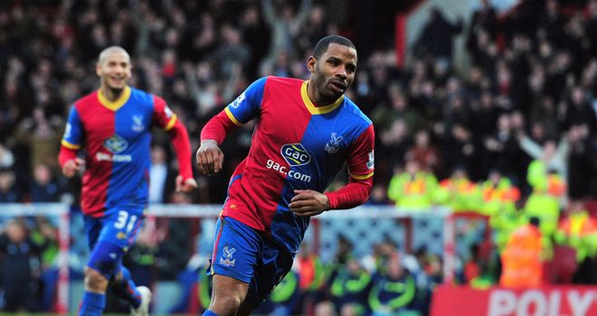 Jason Puncheon: Netted only goal of the game against Stoke