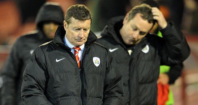 Danny Wilson: Barnsley boss furious at late cancellation