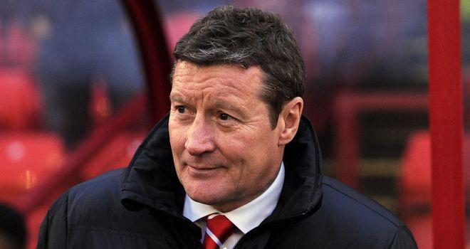 Danny Wilson: Loaned Oates