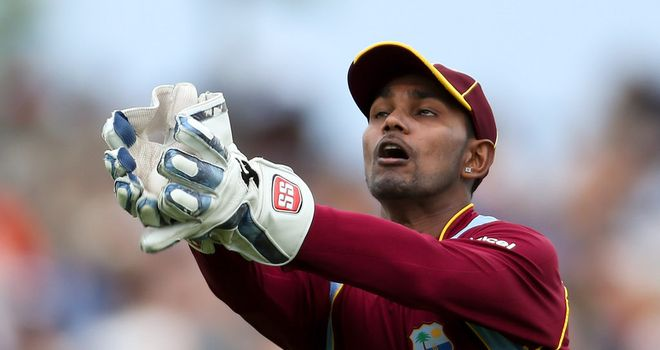 Denesh Ramdin: New West Indies Test captain