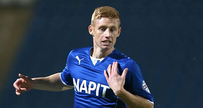 Eoin Doyle: Set to continue up top