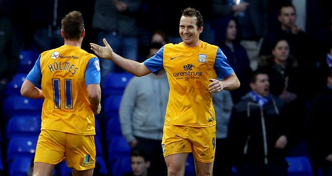 Kevin Davies: Earned Preston a replay