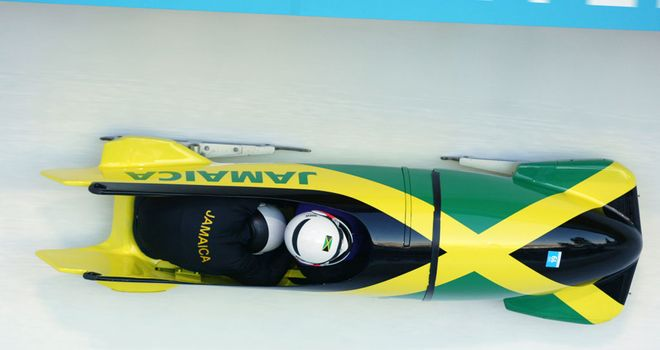 Jamaica will be represented at the Winter Olympics in Sochi