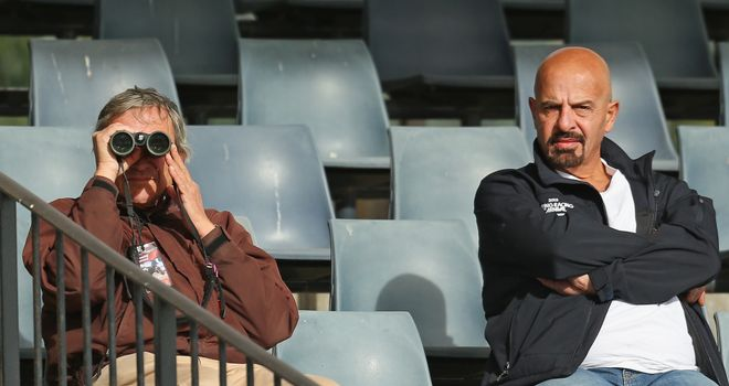 Marwan Koukash: Not happy with Salford Red Devils' results